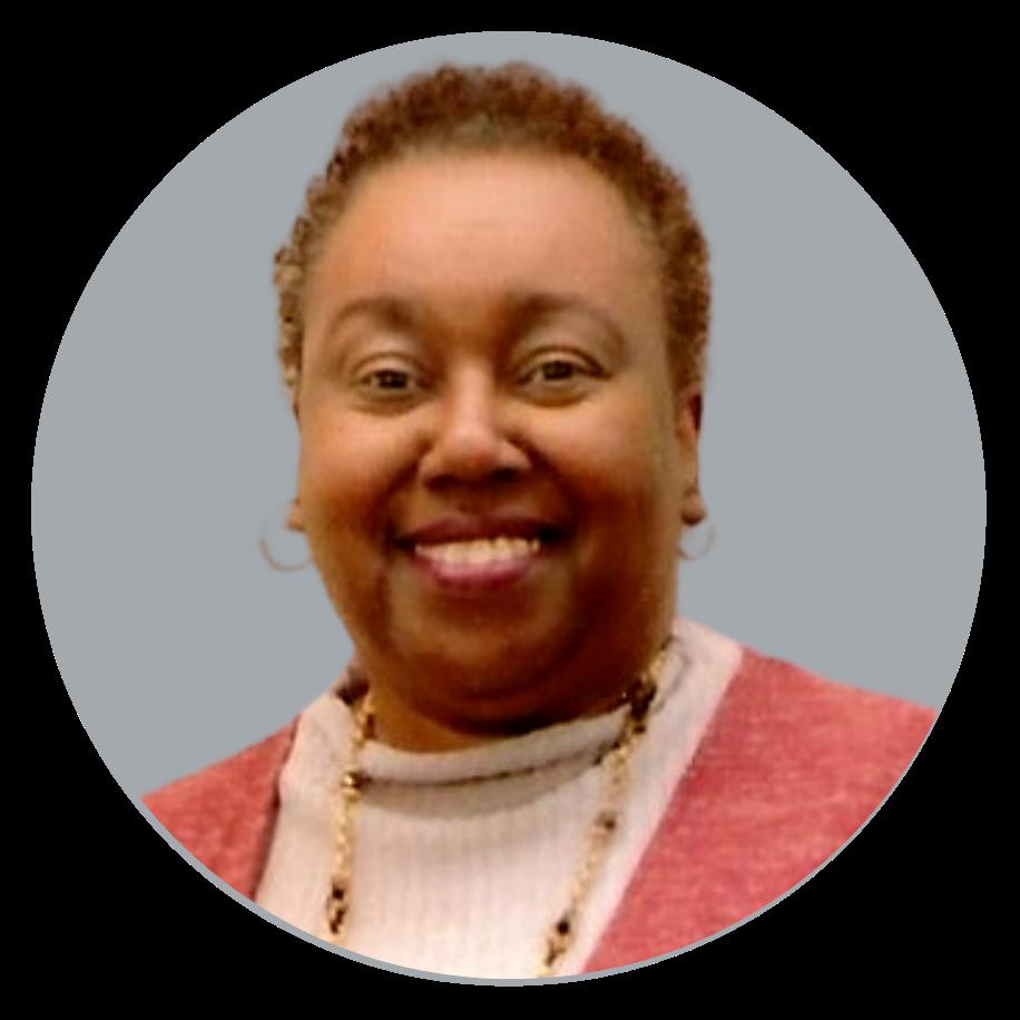Photo of president - Sheila Terrell