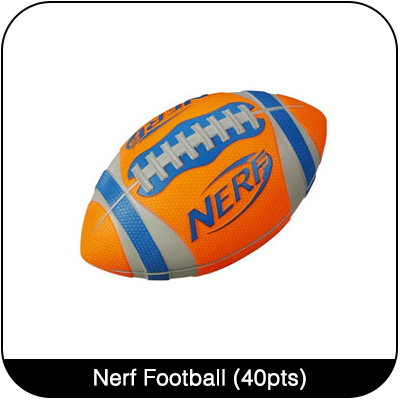 Nerf-Football